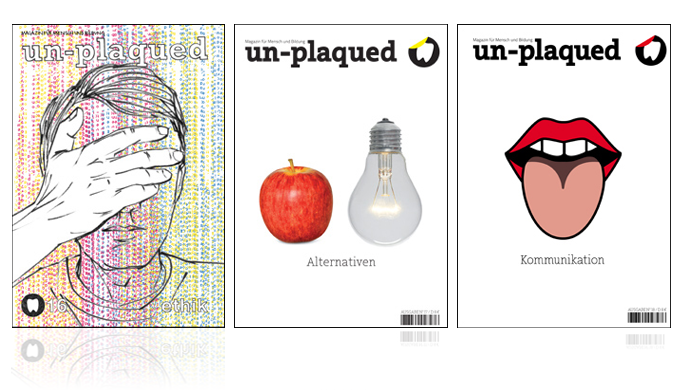 UN-PLAQUED Magazin